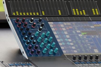 Digital sound mixer in concert
